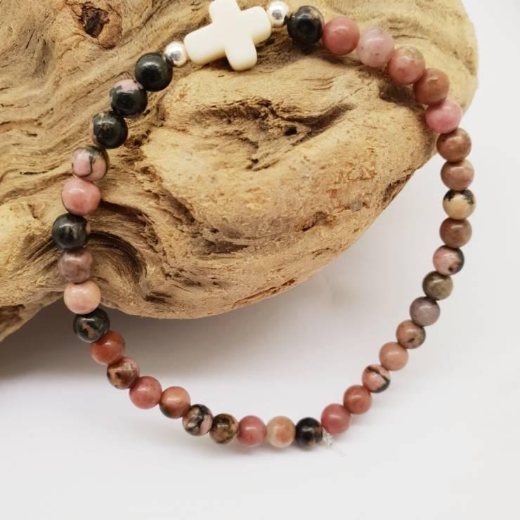 Création de bracelet perles naturelles
