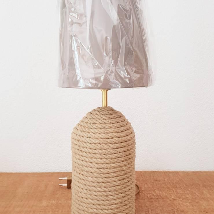 Création de lampe de chevet